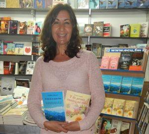 Cristina Jimena en Feria del Libro Alicante 2016